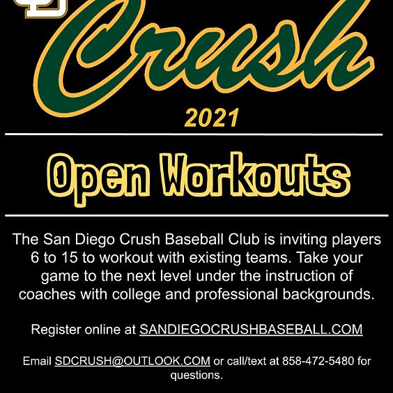 Crush Open Workouts