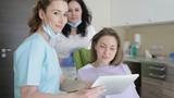 Dental and Orthodontics Practice: Patricia