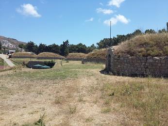 Paşa Tabyaları: Sinop - Kardeniz'de Bir Savunma Hattı