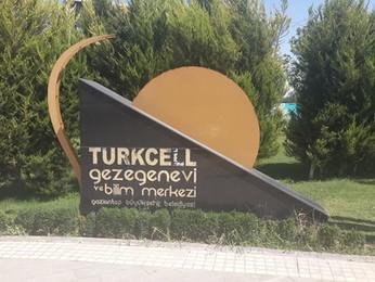 Turkcell Gezegen Evi ve Bilim Merkezi: Gaziantep - Bilim Kurallarını Yakından Tanıyın