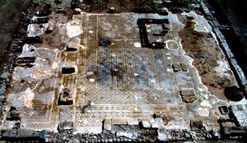 Aidesim Mozaikli Bazilika