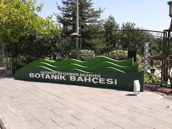 Botanik Bahçesi: Gaziantep - Renklerin Ayrı Dünyası