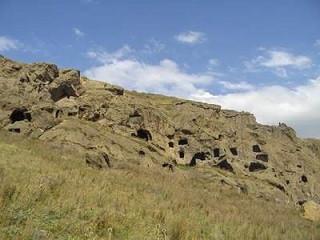 Harosman Mağaraları