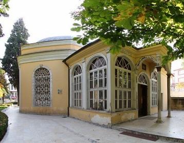 Osman Gazi Türbesi