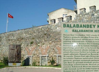 Balabanbey Kalesi