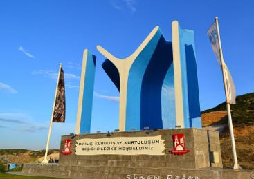 Kayı Boyu Anıtı