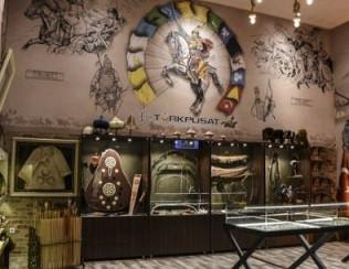 Savaş Pusatları Müzesi