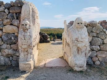 Hattuşa Antik Kenti: Çorum - Hitit Medeniyetinin Başkenti