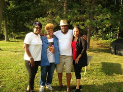 Reuniting the Aretha Franklin band