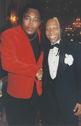 ted and george benson