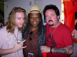 Ted and Toto's Steve Lukather