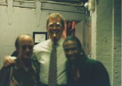 Ted, David Letterman, Paul Schaefer