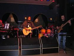 Angie's Niteclub Showcase with my band