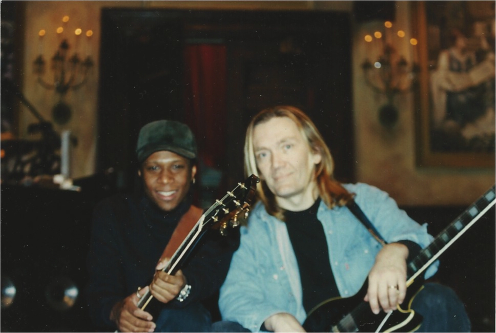 Ted and G.E. Smith