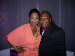Ted and Oprah