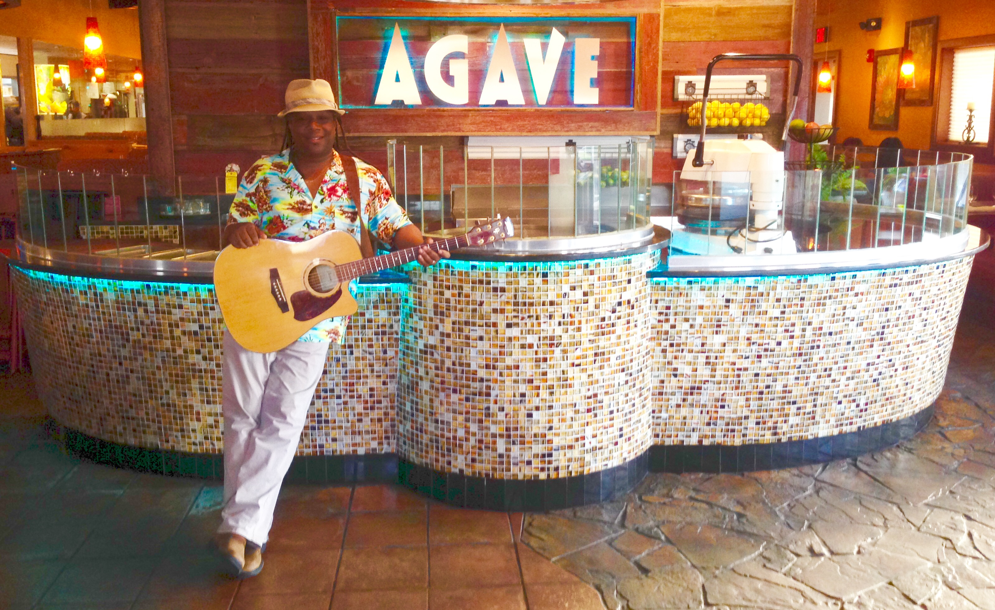 agave promo for newsletter