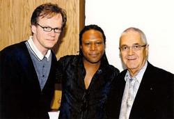 Ludwig Jurgeit, Ted and Claude Nobs