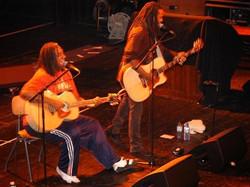 Ted and Hiram Bullock live in German