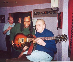 Ted and Les Paul