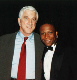 Ted and Leslie Nielson