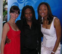 Ted, Jennifer Love Hewitt & Aisha