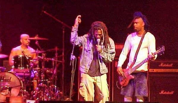 Ted and Fishbone
