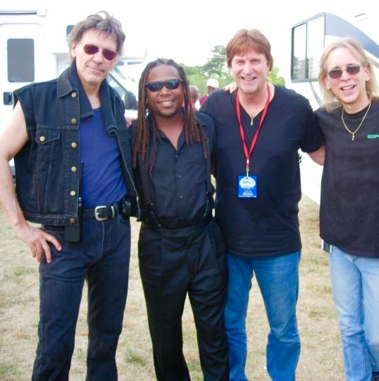 Ted, John Kay and Steppenwolf