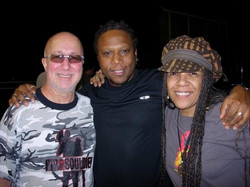 Ted, Paul Schafer, Felicia Collins
