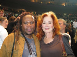 Ted and Bonnie Raitt