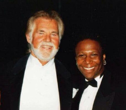 Ted and Kenny Rogers