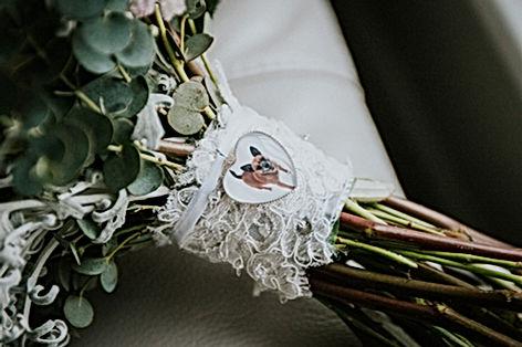 Photo Bouquet Charm by Rockshore Accessories