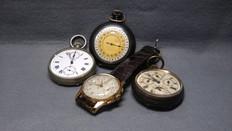 懐中時計強化買取中