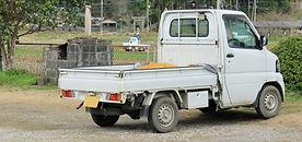 軽貨物車両3