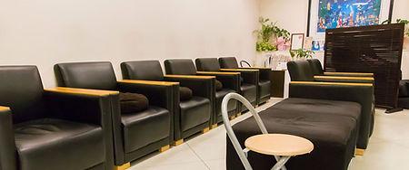小野歯科クリニック待合室