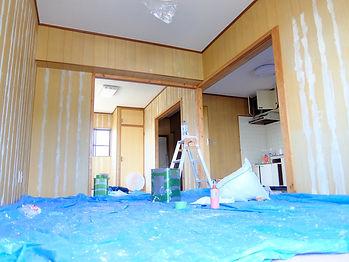 塗装・内装工事
