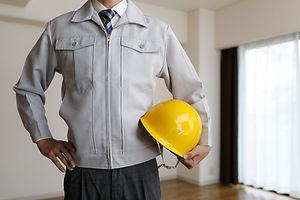 解体工事の流れ-現地調査