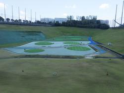 ゴルフ場人工芝