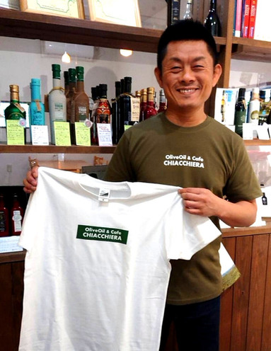 店舗オリジナルTシャツ