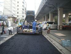 新横浜舗装補修工事 (2)