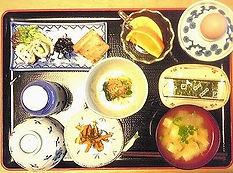 朝食(日替わり)