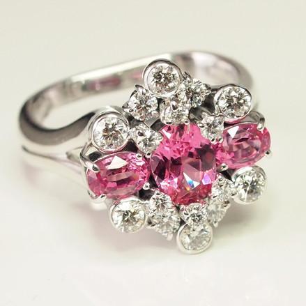 ダイヤの指輪 質預り