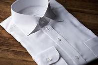 メニュー・料金のワイシャツ