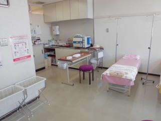 原田クリニック診察室