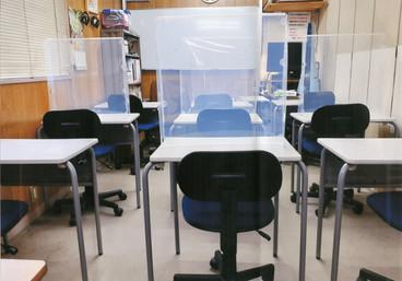 第1教室(主にグループレッスン)
