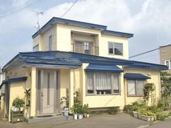 丁寧な塗装で家屋の劣化を防止します