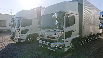 伊那陸送株式会社のトラック14