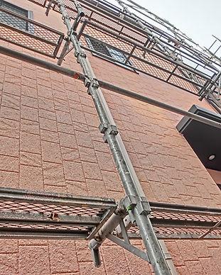 外壁の防水・塗装工事
