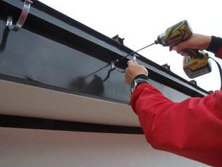 雨樋の屋根工事