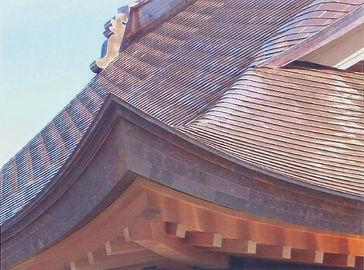 銅板屋根2