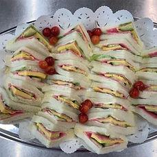 サンドイッチ盛り合わせ